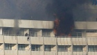 At least 18 dead following Taliban attack on Kabul hotel