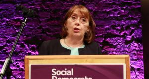 Social Democrats Róisín Shortall TD: consultants found that across Europe there was generally a minimum of three months' notice to quit. Photograph: Nick Bradshaw