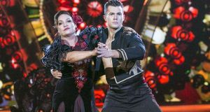 Dancing with the Stars: Norah Casey exits the dancing den empty-handed