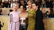 SAG awards bring colour back to the red carpet