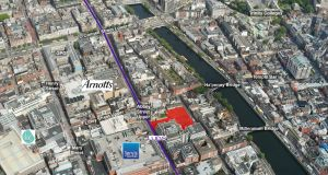 Key Dublin site has been sold to an undisclosed purchaser