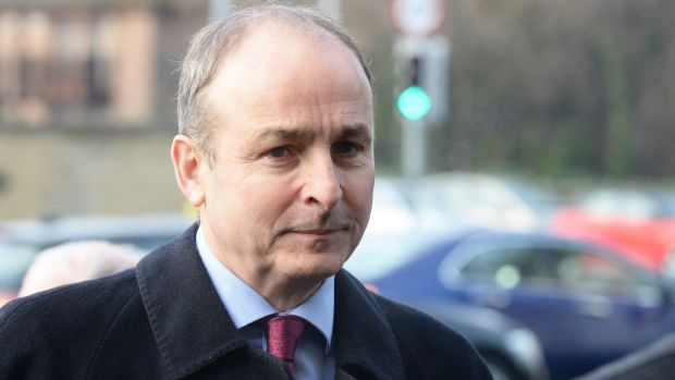 No hero: the failed Twenty-Fifth Amendment, which attempted to exclude the risk of suicide as a grounds for abortion, was led by Micheál Martin as the minister for health