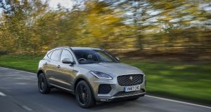 If the Jaguar E-Pace had come out two years ago we'd be hailing it as the best-handling new small crossover on the market