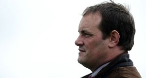 Trainer Richard Woollacott has died aged 40. Photo: Harry Trump/Getty Images
