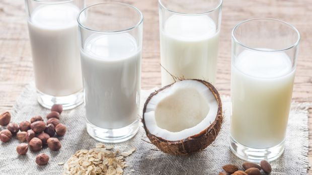 Causing some controversy by calling themselves milk too are all the non-dairy options such as those made from soy, coconut and almonds
