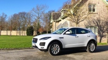 Our Test Drive: the Jaguar E-Pace