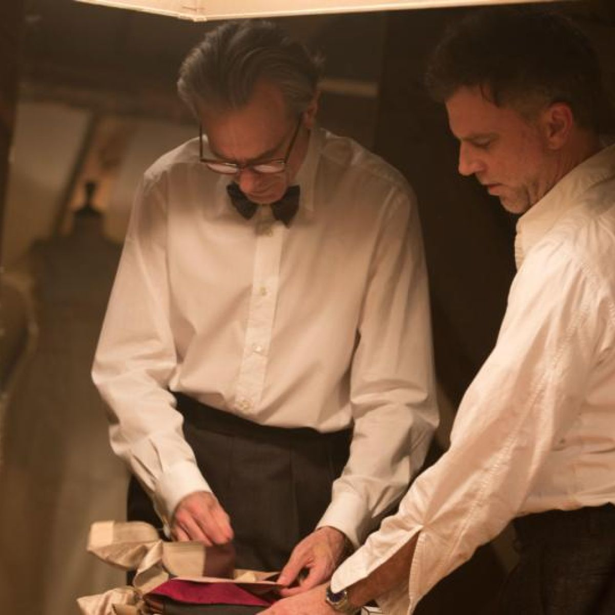 Directing Daniel Day Lewis I Know Ive Killed Off The Worlds