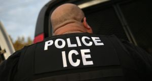 'People are definitely concerned about ICE's aggressive tactics.' Photograph: John Moore/Getty Images