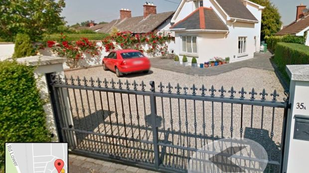 Seamus and Marilyn McKenna live in Farrenboley Park, in a residence they built in 2005 at Windy Arbour, Milltown, Dublin. Photograph: Collins Courts