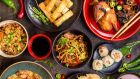 A Chinese festive feast to celebrate the Year of the Dog