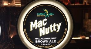 MacNutty by the Lough Gill Brewery in Sligo is a good example of a balanced, easy-drinking brown ale