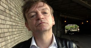 Mark E Smith of The Fall: shot through with an intensity bordering on feral