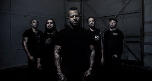 Zombie will feature on Bad Wolves's debut album Disobey, which is due out in April.