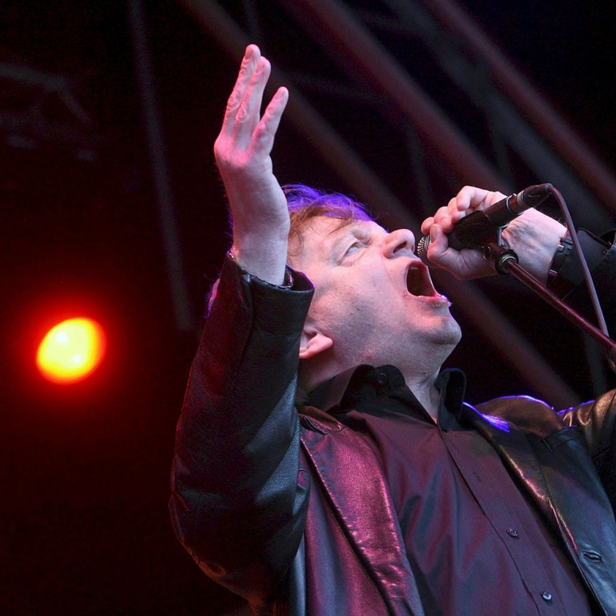 Mark E Smith: bingo masters, witch trials and totally wired