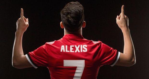 online store b54b5 cd6fd Alexis Sanchez set for Manchester United debut at Huish Park