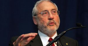 Nobel Prize winning economist Joseph Stiglitz has been critical of the State's corporate tax regime.