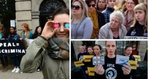 The Dáil heard that the abortion argument has been a particularly Irish trauma for decades. Photographs: The Irish Times