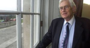Seamus Mallon: he compared the politics of the DUP and Sinn Féin now to how loyalist paramilitaries and the IRA brought down the Sunning dale power-sharing administration of 1974