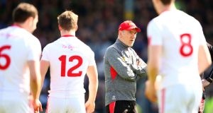 "Harte on Tyrone 2018: ""Maybe it's a question of judging this generation on what they have achieved and not what they have failed to achieved."""