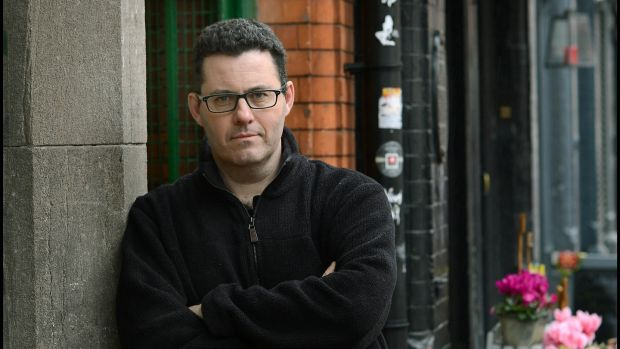 "Adrian McKinty: Le Guin had taken the trouble to answer all my questions about Sparrowhawk, ""the rule of names"" and how exactly the magic worked on Earthsea. Photograph: Brenda Fitzsimons"