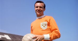 Jimmy Armfield: captained England and played  over 600 games for Blackpoll before moving into management and later media work. Photograph: PA Wire.