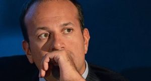 Leo Varadkar: he needs to force the great machine of government to work harder and smarter
