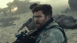 Chris Hemsworth in '12 Strong'