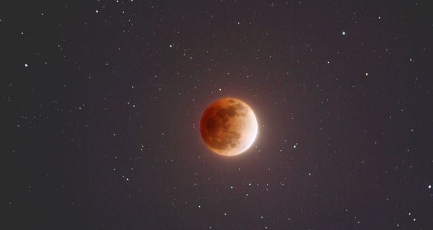 first super blue blood moon in over 100 years to grace skies this week