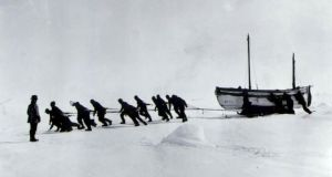 For his voyage to Antarctica, Sir Ernest Shackleton picked a meteorologist with almost no qualifications for the post, as well as a physicist he took a shine to after asking the man if he could sing. Photograph: PA