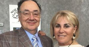 Barry and Honey Sherman:   At the conclusion of a six-week investigation, police in Toronto  confirmed what the couple's friends and family have maintained all along – that  their deaths were murder, not murder-suicide. Photograph:  AP