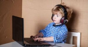 "Dr Mary Aitken, an academic adviser to Europol's European Cyber Crime Centre, said it was no longer good enough to simply give ""helpful hints"" to parents in the hope they can prevent their children being harmed online. File photograph: iStockPhoto"