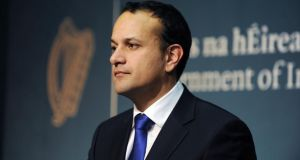 Taoiseach Leo Varadkar is expected to  tell the Cabinet the current position on abortion is too restrictive and needs to be liberalised. Photograph: Aidan Crawley/EPA