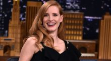 Jessica Chastain, Katie Taylor film and Britney get the thumbs up