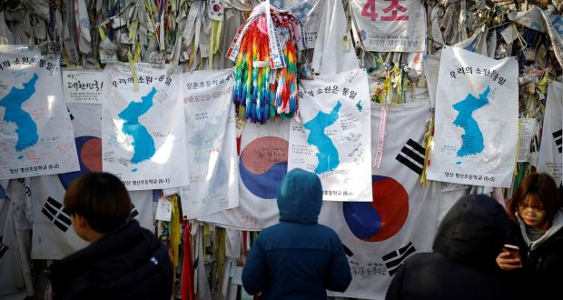 Olympic dreams of a united Korea? Many in South say 'no, thanks'