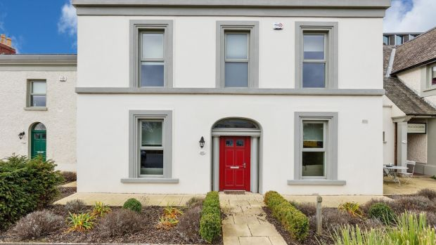 The four-bed house on LLandaff Terrace, Elm Park, Merrion, Dublin