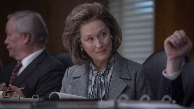 Katharine Graham was more experienced than 'The Post' pretends