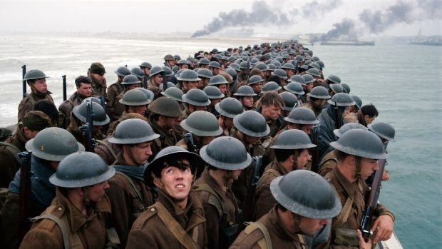 'Dunkirk', in which 'melodrama holds sway over inconvenient facts'