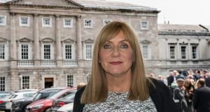 Independent Senator Frances Black has sponsored a private members Bill in the Seanad calling for the prohibition of goods and services from illegal Israeli settlements. File photograph: Brenda Fitzsimons