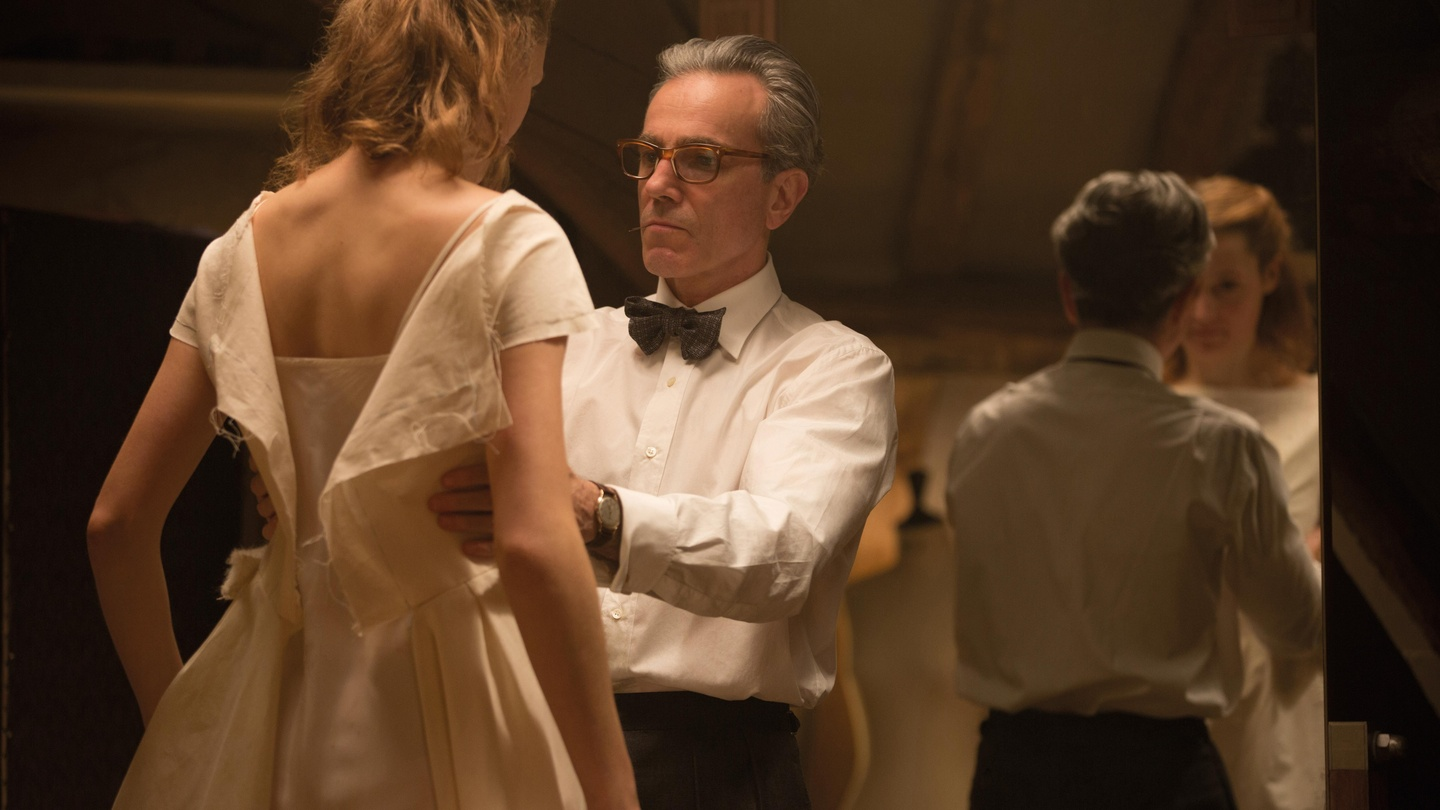 phantom thread: daniel day-lewis is pained and brilliant in his