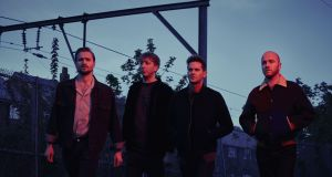 Wild Beasts will play the Olympia Theatre, Dublin, on February 15th.