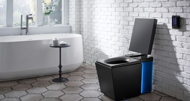 Groovy Kohler Pushes Luxury Boundaries With High Tech Numi Toilet Squirreltailoven Fun Painted Chair Ideas Images Squirreltailovenorg
