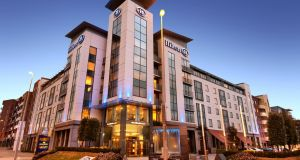 Hilton Dublin Airport Hotel on the Malahide Road at Northern Cross, Dublin 1 is expected to attract interest from overseas