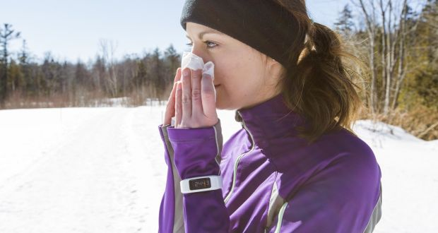 Tips for runners with sinusitis