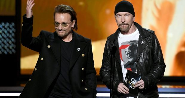 U2 announce concert dates for Dublin and Belfast