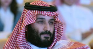 Saudi  corruption crackdown: Crown Prince Mohammed bin Salman last year predicted about €80 billion in settlements. Photograph: Fayez Nureldine/AFP/Getty