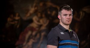 Peter O'Mahony: 'It's international rugby and I know how important that is to me. You know how important it is to the French players and the French nation.' Photograph: Morgan Treacy/Inpho