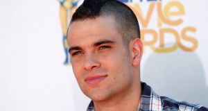 Actor Mark Salling from the television show 'Glee' pictured at the 2010 MTV Movie Awards in Los Angeles, California. Photograph: Danny Moloshok/Reuters