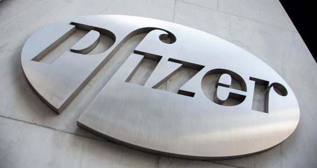 Pfizer earnings forecast tops estimates