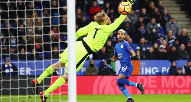 Man City Told Mind Blowing Offer Needed To Sign Mahrez