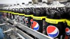 Britvic's  revenue in its UK drinks market was 1%  higher, with carbonates revenue up 4.9% on the strength of  Pepsi Max